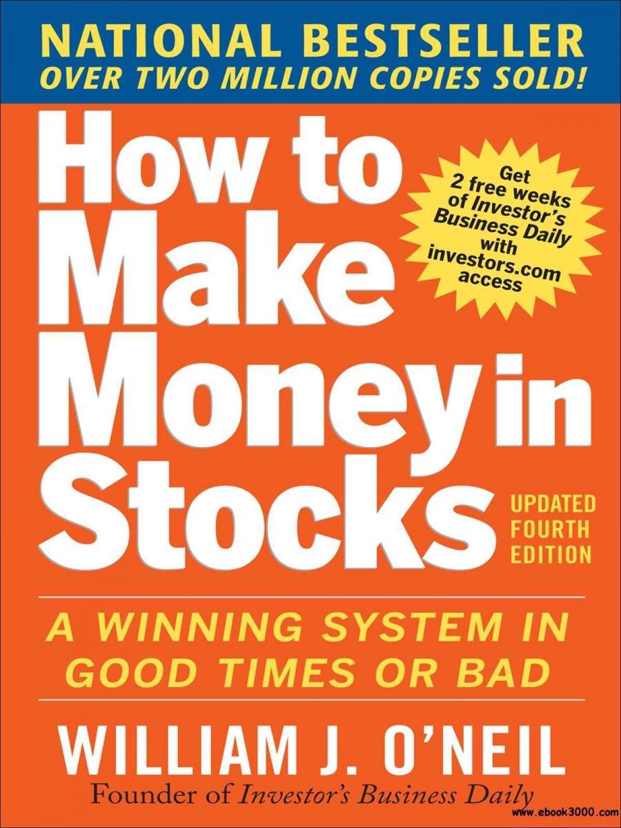 How to Make Money in Stocks Trilogy - sách tiếng anh