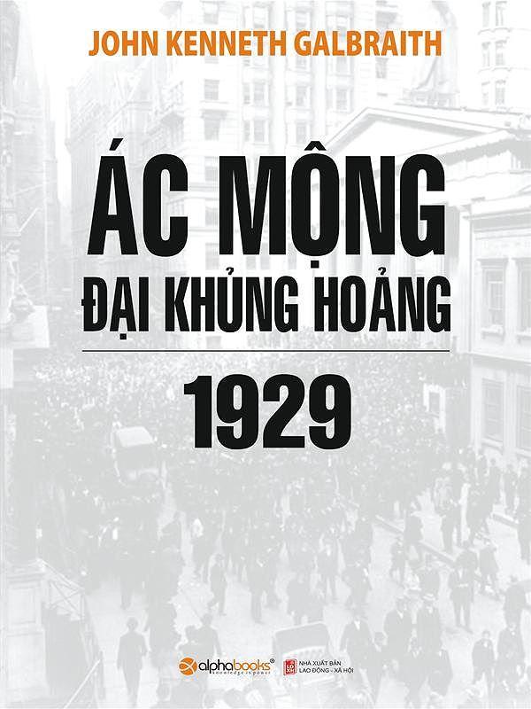 Sách chứng khoán: Ác Mộng Đại Khủng Hoảng 1929 file PDF