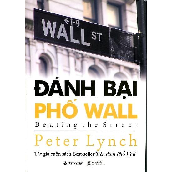 Sách chứng khoán: Đánh bại phố Wall – Peter Luych file PDF